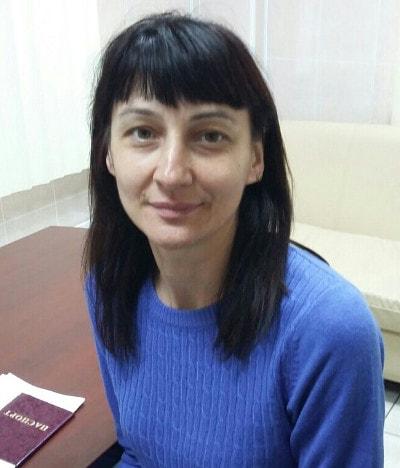 Медведева Наталья Андреевна