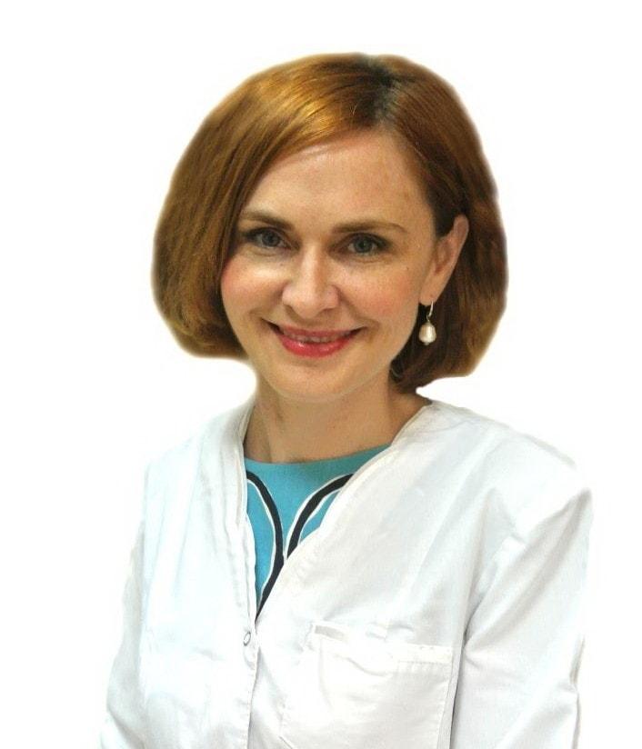 Блохина Вера Николаевна
